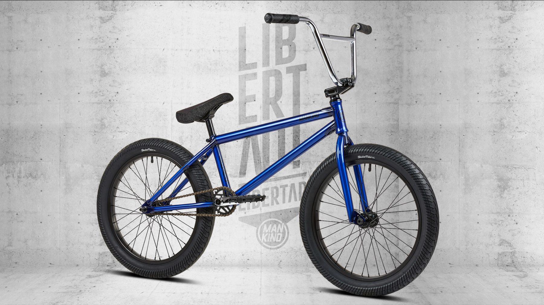 Libertad 20″ Translucent Blue