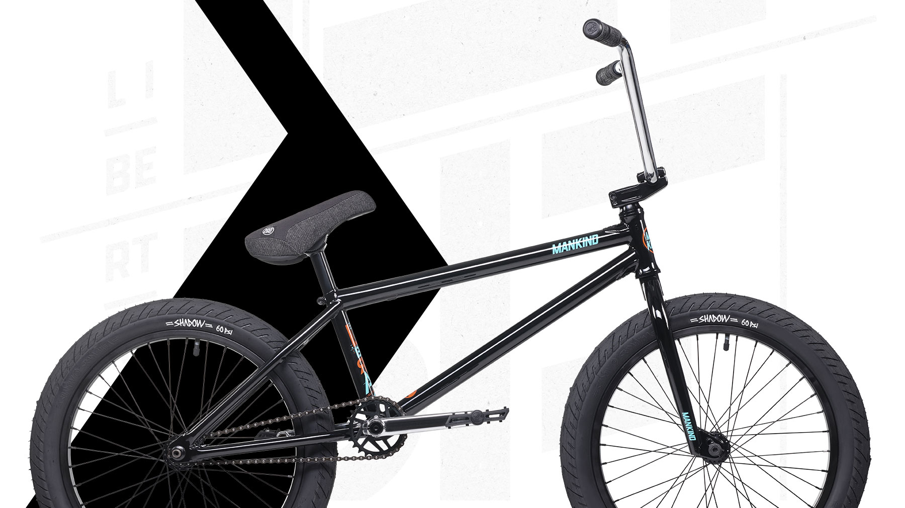 2020 Libertad XL 20″ Gloss Black