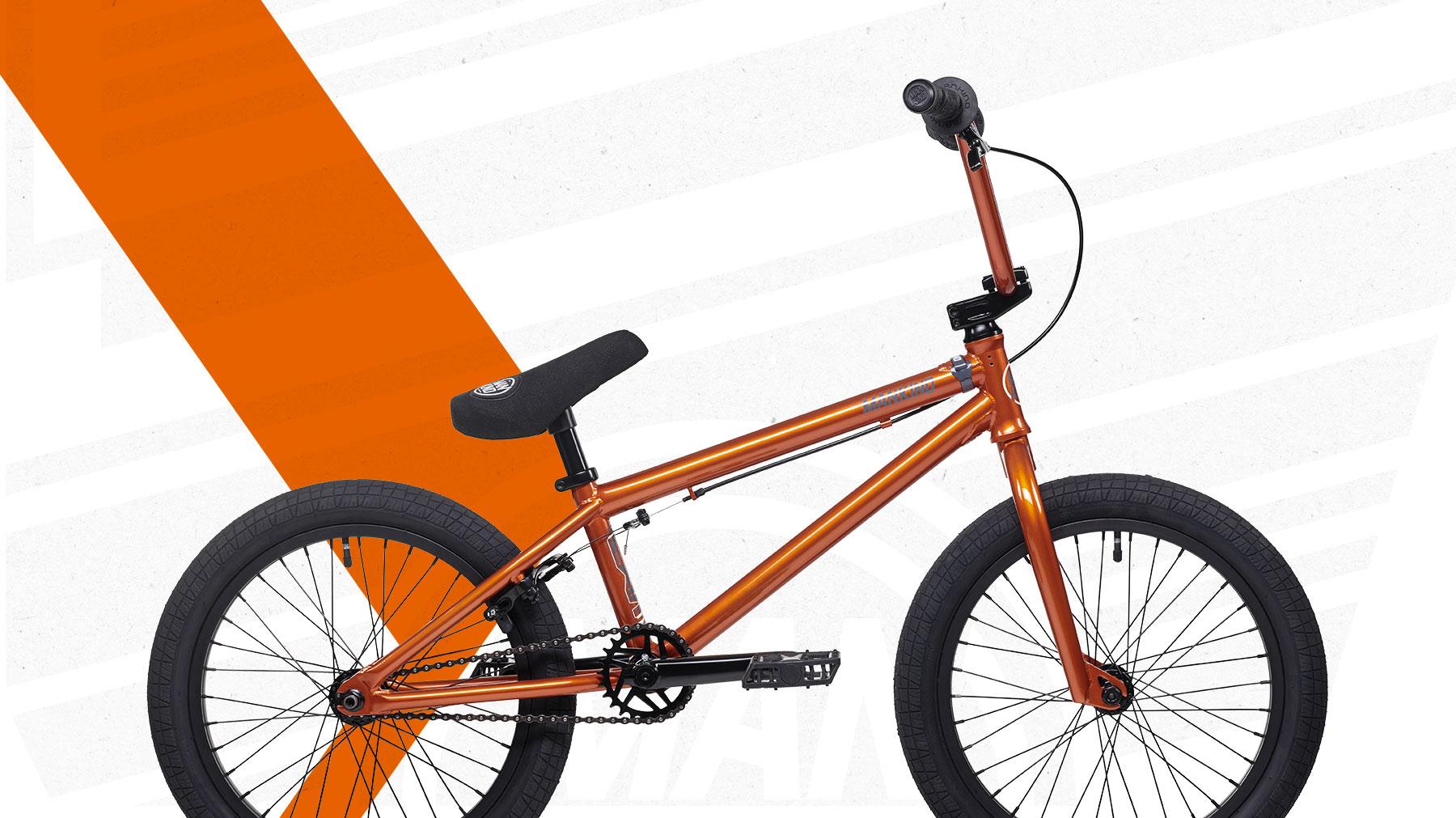 2020 NXS 18″ Gloss Tangerine