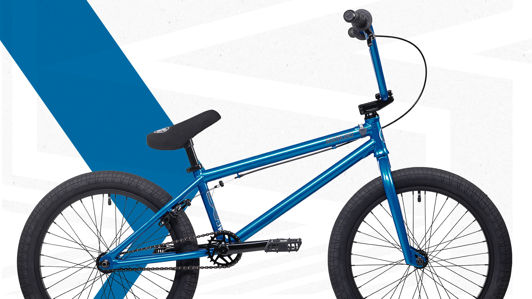 2020 NXS 20″ Gloss Blue