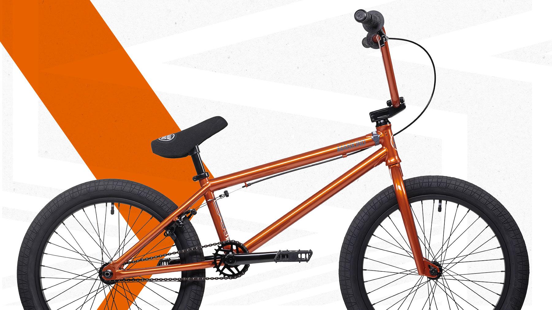 2020 NXS 20″ Gloss Tangerine