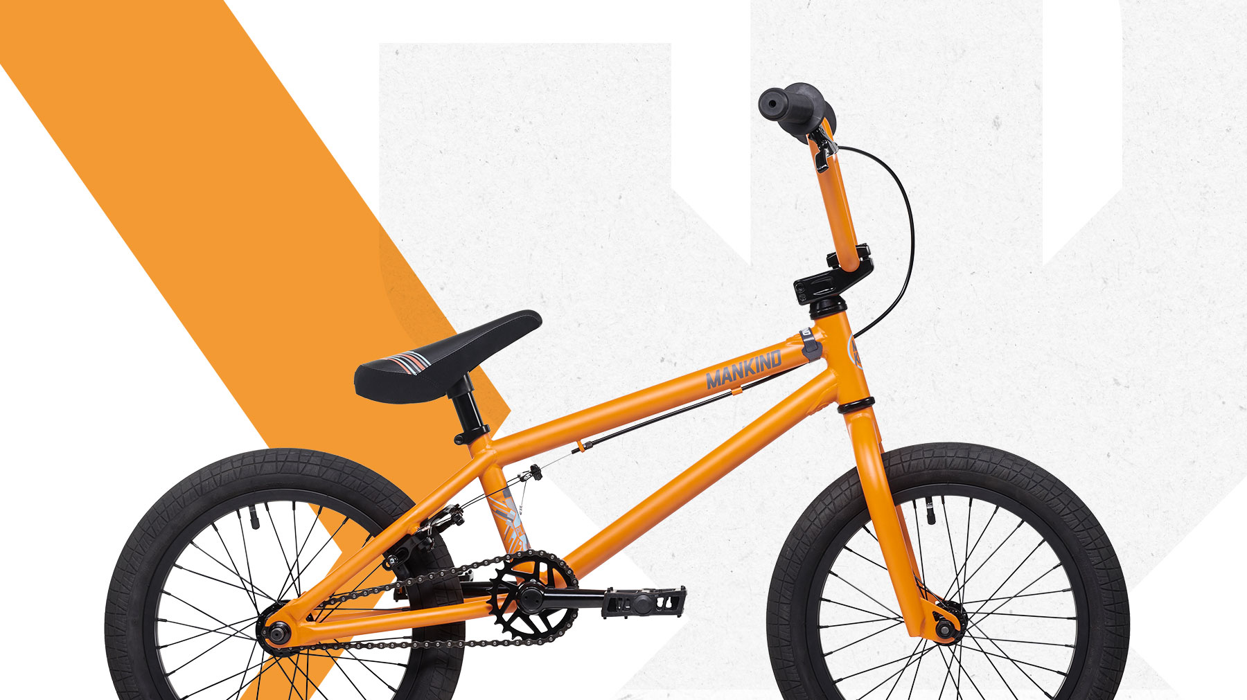 2020 Planet 16″ Semi Matte Orange