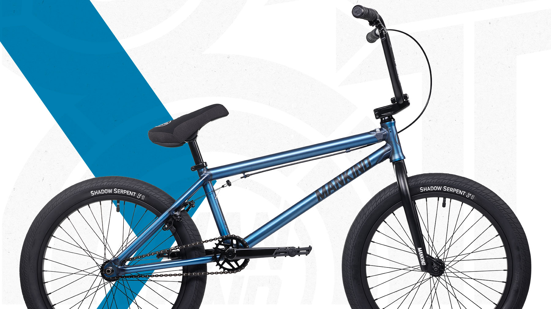 2020 SureShot XL 20″ Semi Matte Trans Blue