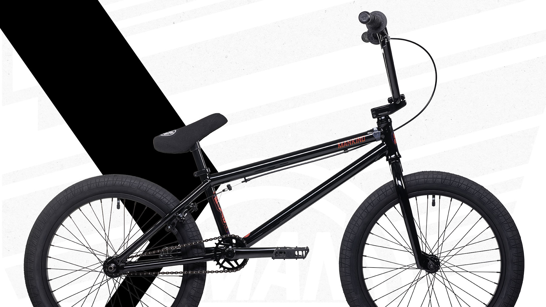 2020 NXS XL 20″ Gloss Black