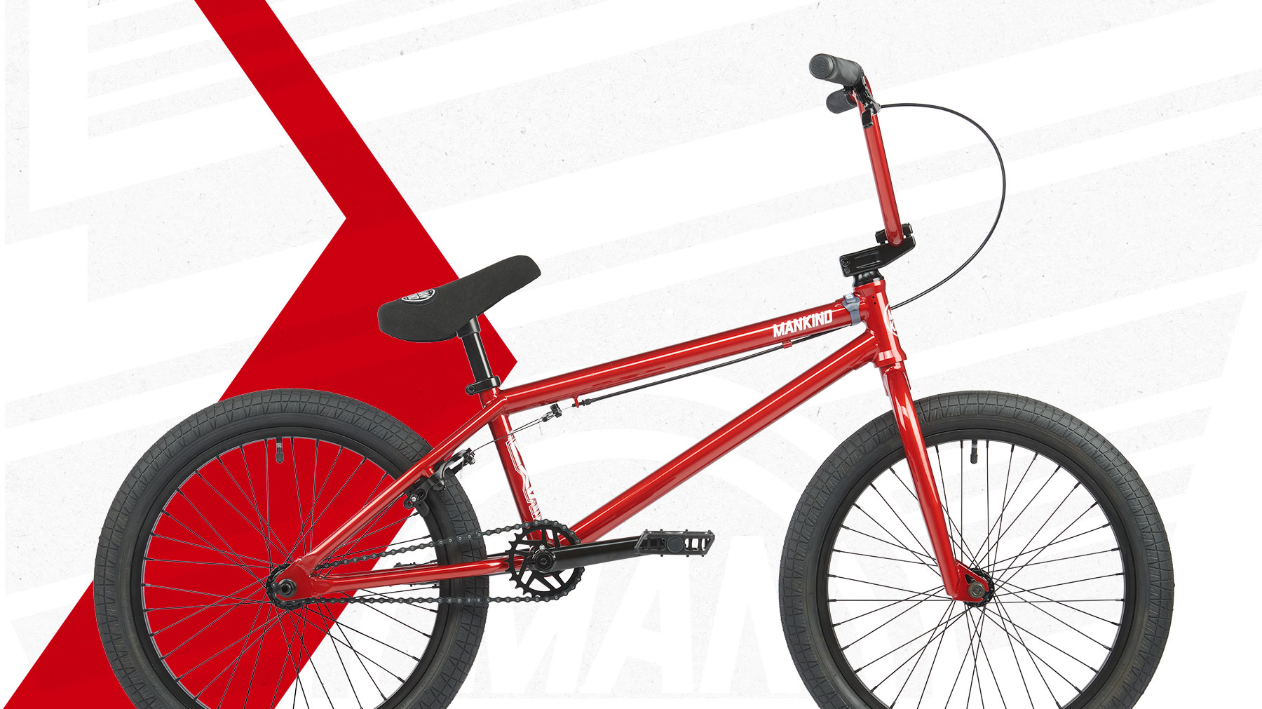 2021 NXS 20″ Chrome Red