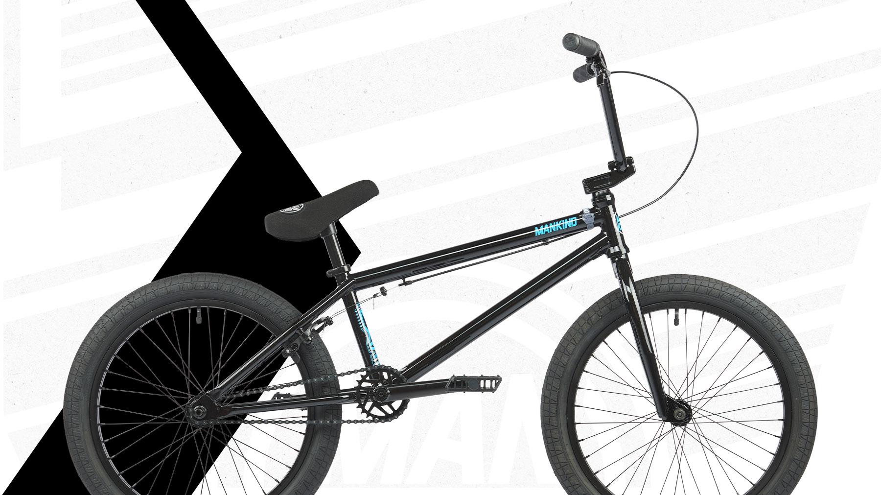 2021 NXS JR 20″ Gloss Black