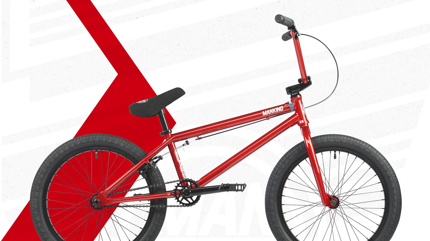 2021 NXS JR 20″ Chrome Red